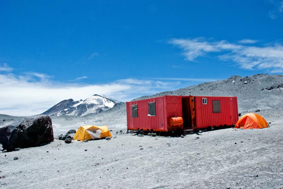 Восхождение на Охос Дель Саладо (6893 м) - высочайший Вулкан в мире, Чили