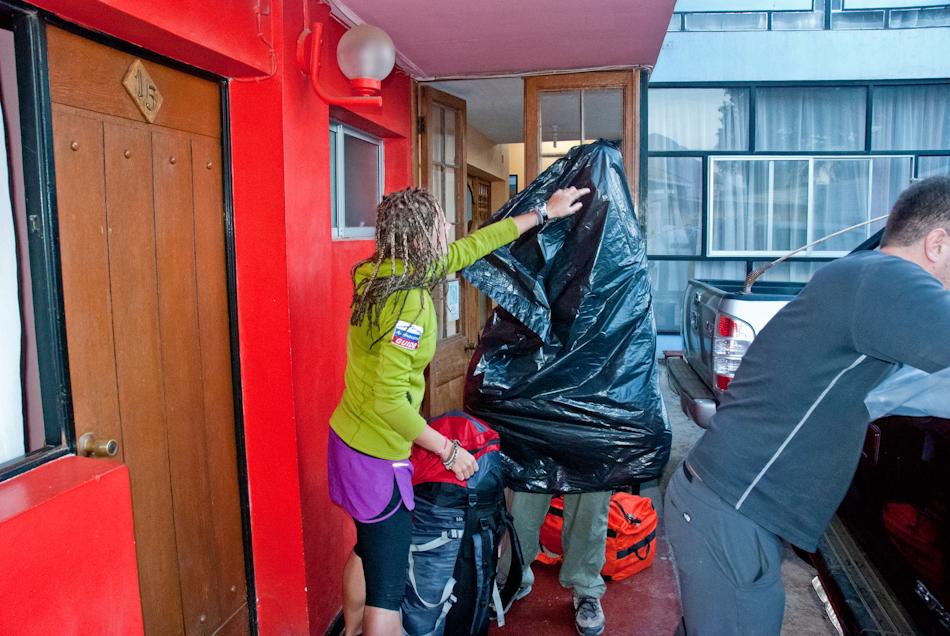 невник, Чили - Аргентина, февраль 2012, часть 3
