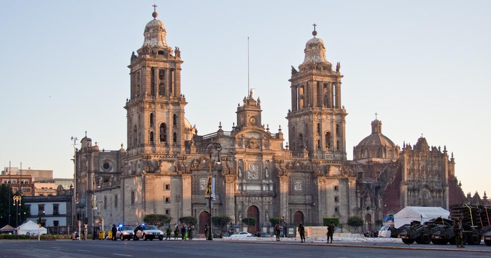 Мексиканский дневник