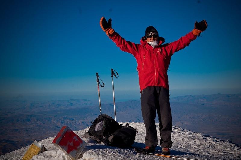 Арарат на 24 часа или особенности турецкого альпинизма